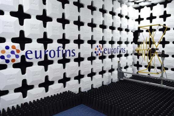 New UKAS accredited laboratory Castleford, Leeds