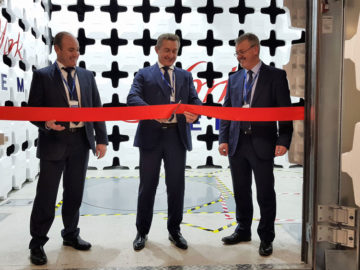 New Castleford Laboratory Official Opening