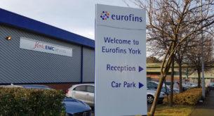 York EMC Services becomes Eurofins York