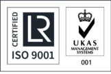 ISO 9001 accredited quality management systems