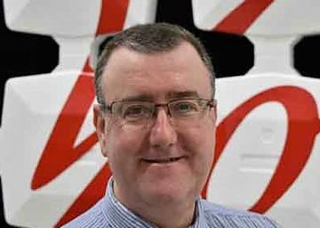 Colin Greenfield, Castleford Laboratory Manager