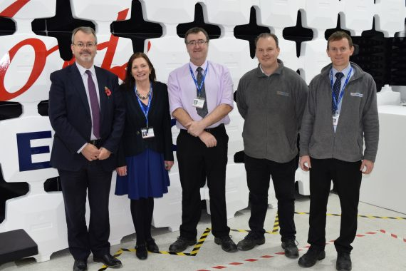 new UKAS test laboratory opens