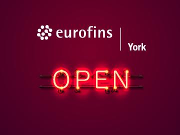 Your testing options with Eurofins York & Eurofins E&E UK