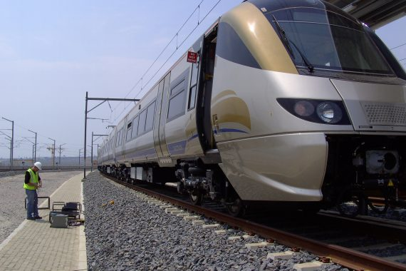 EN 50121 Railway EMC Testing