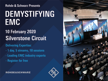 Visit Eurofins E&E at Demystifying EMC 2020