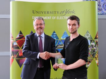 University of York Prize Giving 2016