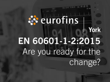 Medical Devices - Are you ready for the 4th Edition of EN 60601-1-2?
