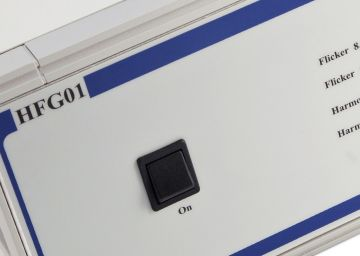 HFG Harmonics and Flicker Generators