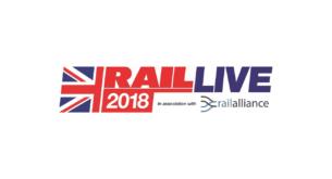 Rail Live 2018 | 20 – 21 June 2018