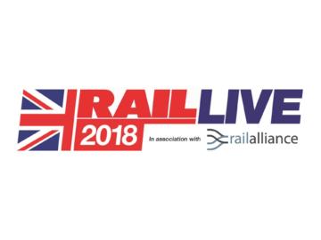 Rail Live 2018 | 20 - 21 June 2018