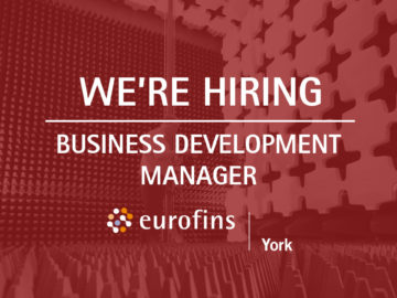 We're hiring - Business Development Manager