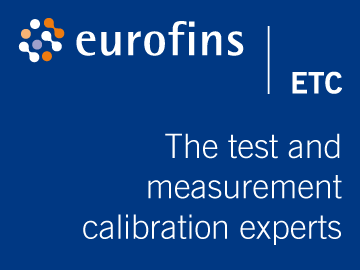 UKAS Accredited On-Site Calibration of Transient Generators from Eurofins ETC