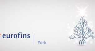 Eurofins York Opening Hours in December 2019 and January 2020