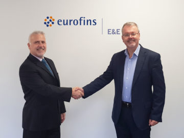 John Parnell appointed UK Sales Manager for Eurofins E&E UK