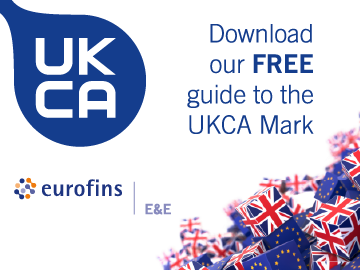 Download our free guide to the UKCA Mark & CE Marking