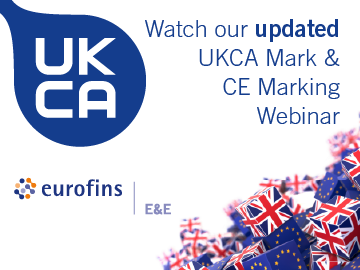 On-Demand Webinar: The UKCA Mark & the CE Mark (December 2020)