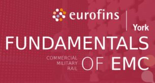 FUNDAMENTALS OF EMC – A NEW RANGE OF TRAINING COURSES FROM EUROFINS YORK