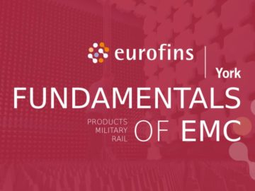 Fundamentals of EMC - A new range of training courses from Eurofins York