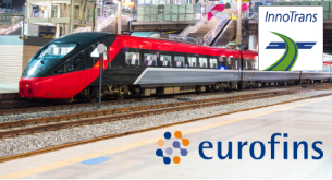 Visit Eurofins York at Innotrans 2018